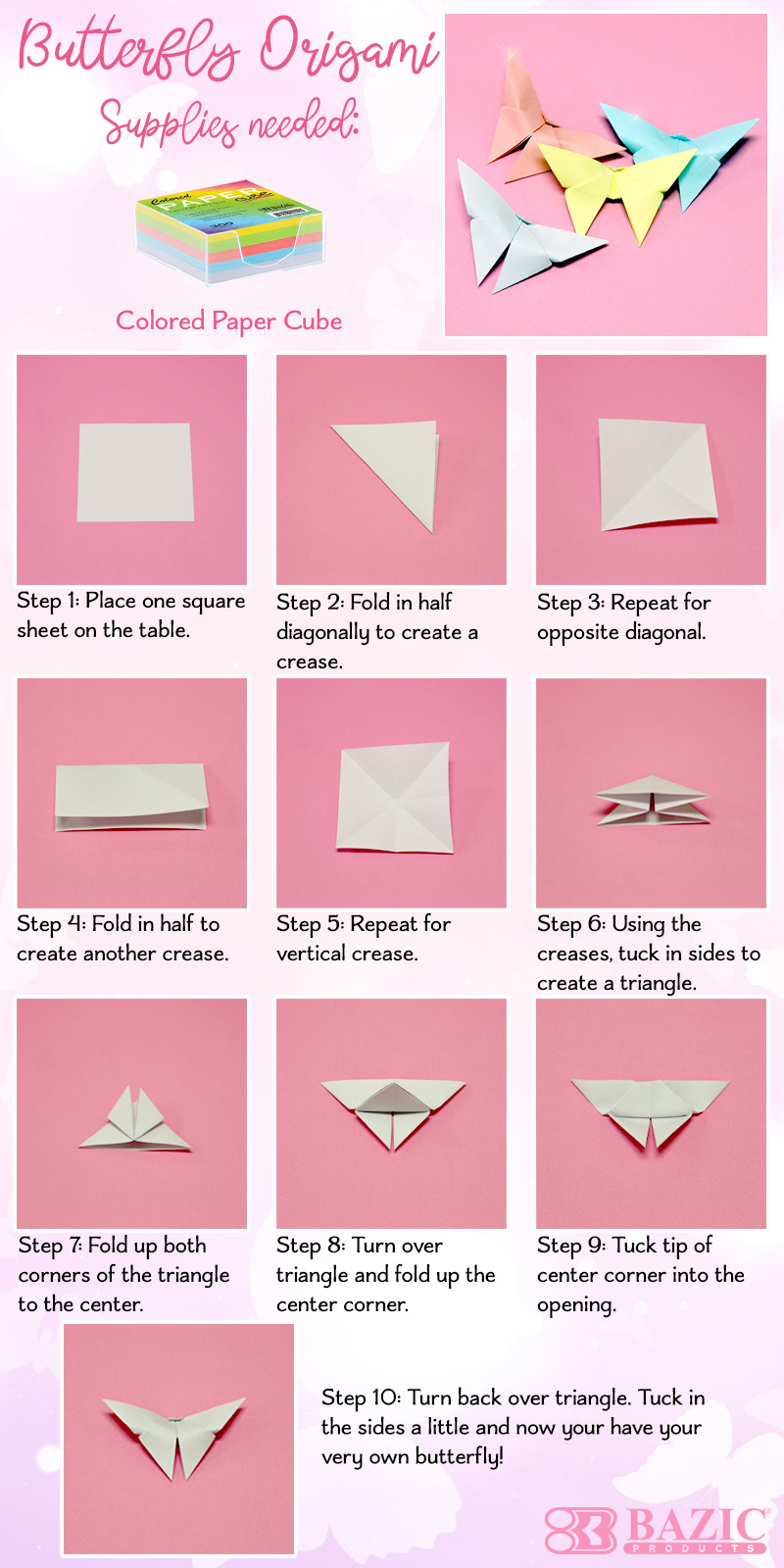 Step-By-Step Butterfly Origami_Final
