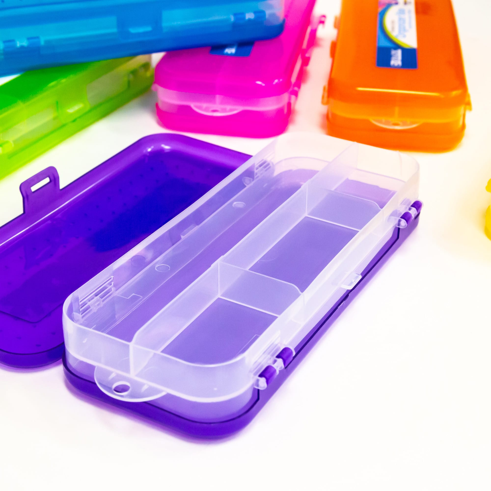 "BAZIC 8/"" Double Deck Organizer Box"