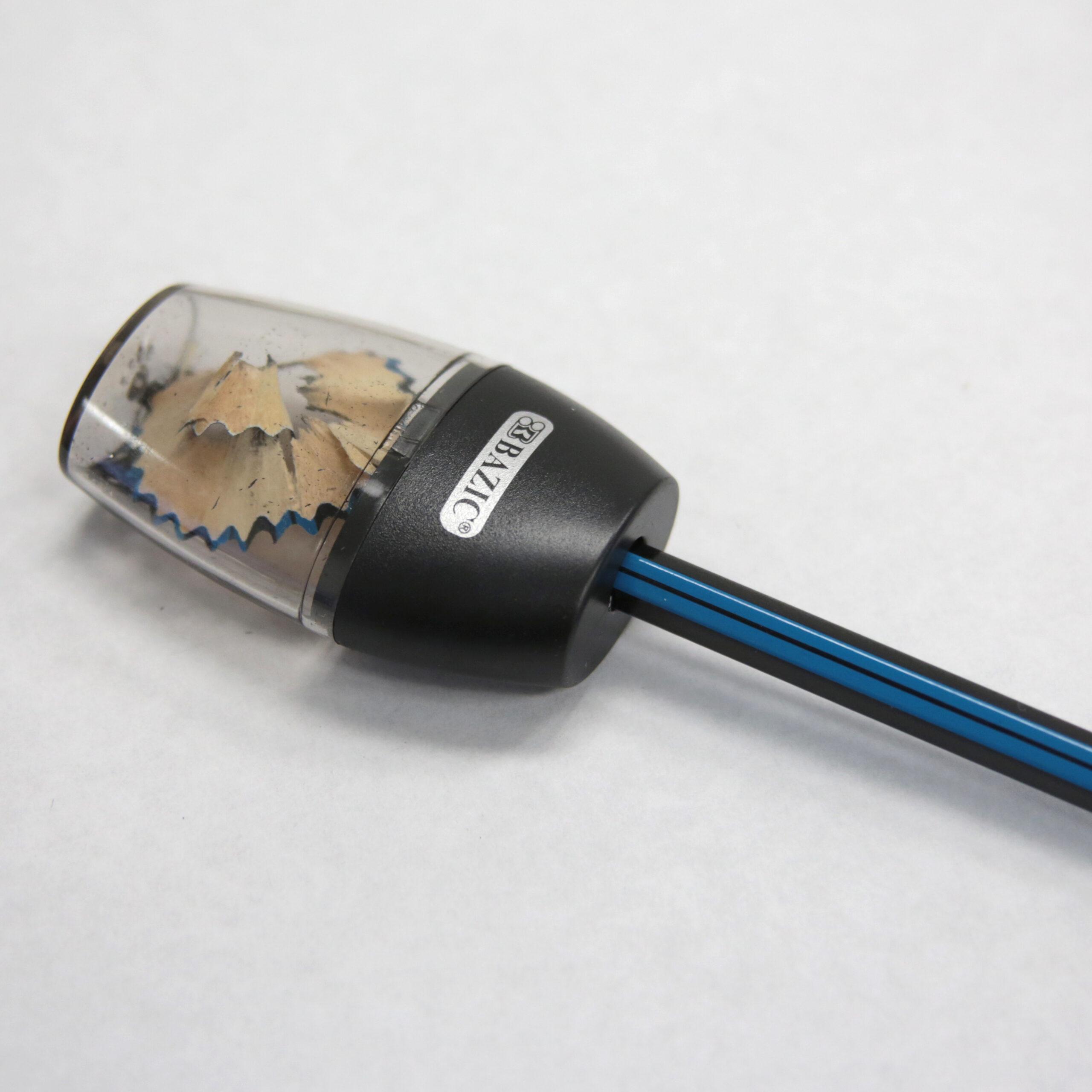 BAZIC #2B Premium Wood Pencil Case of 24 12//Pack