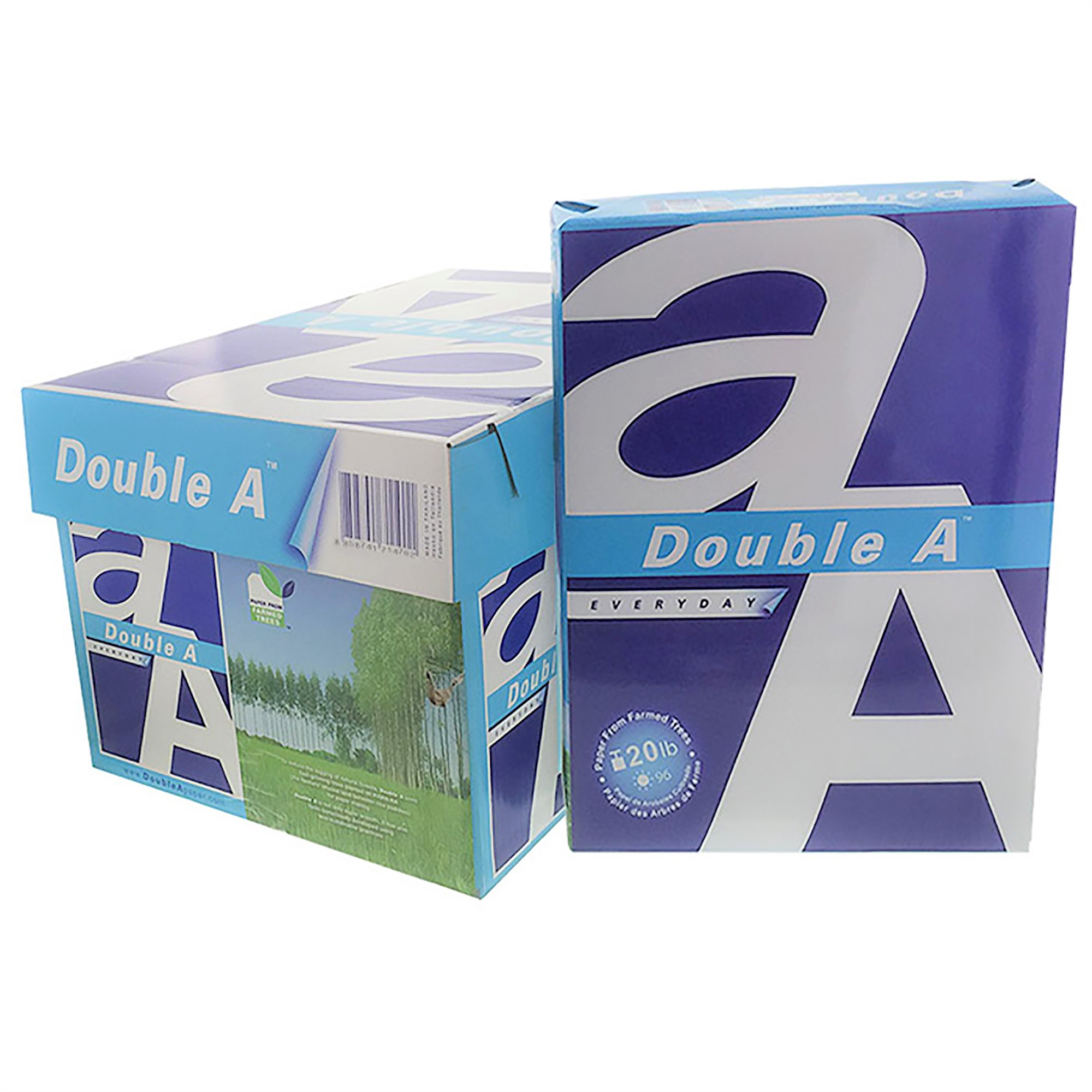 DOUBLE A (96) 11″ X 17″ Ledger Size Copy Paper (5 Reams/Case)