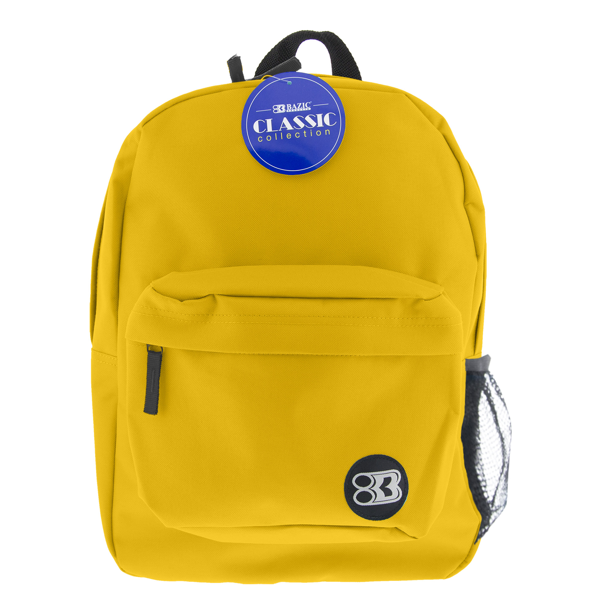 Classic 17″ Mustard Backpack