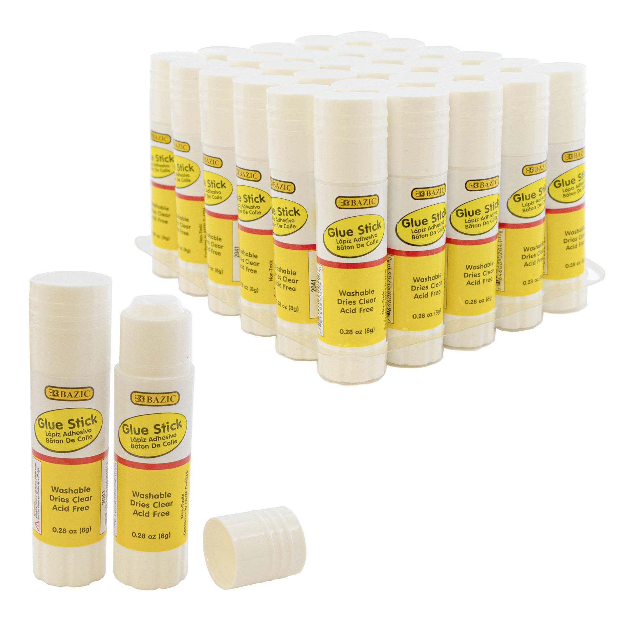 Glue Stick All Purpose 0.28 Oz (8g)(30/Pack)